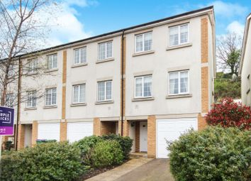 Thumbnail 3 bedroom end terrace house for sale in Enbrook Valley, Folkestone
