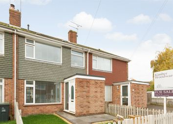 3 bed terraced house for sale in Becket Close, Whitstable, Kent CT5