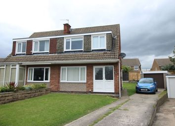 Thumbnail 3 bed semi-detached house to rent in Ambleside Grove, Woodlesford, Leeds