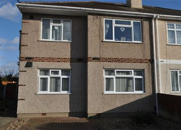 Thumbnail 2 bed maisonette for sale in Brightside Avenue, Staines Upon Thames, Surrey