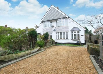 3 bed semi-detached house for sale in St. Johns Road, Whitstable CT5