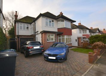 Thumbnail 4 bed detached house to rent in Talbot Crescent, London
