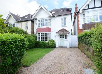 Thumbnail 6 bed detached house to rent in Elm Tree Avenue, Esher