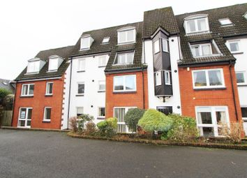 Thumbnail 1 bed flat for sale in Gogoside Road, Largs