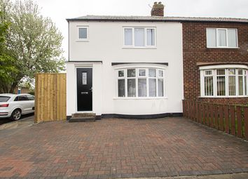 Thumbnail 3 bed end terrace house for sale in Station Lane, Seaton Carew, Hartlepool