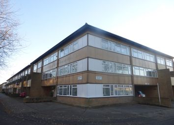 Thumbnail 1 bed flat for sale in Gurnards Avenue, Fishermead, Milton Keynes