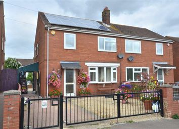 Thumbnail 3 bed semi-detached house for sale in Larkhay Road, Hucclecote, Gloucester