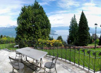 Thumbnail 5 bed villa for sale in Alpino, Stresa, Verbano-Cusio-Ossola, Piedmont, Italy