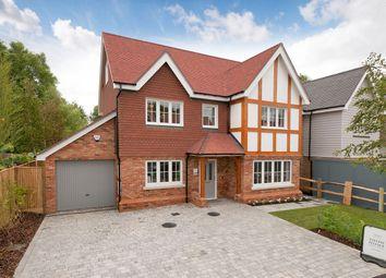 Thumbnail 5 bed detached house for sale in Glebe Gardens, Lenham, Maidstone