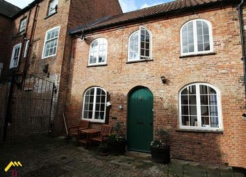 Thumbnail 2 bed terraced house for sale in Bridgegate Place, Retford
