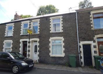 Thumbnail 3 bed terraced house to rent in Pleasant View, Tirphil, New Tredegar
