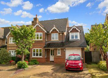 Thumbnail 5 bed detached house for sale in Bainbridge Close, Ham, Richmond