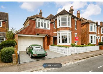 Thumbnail 5 bed detached house to rent in Wordsworth Road, Harpenden