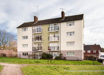 Thumbnail 2 bed flat for sale in Plantshill Crescent, Tile Hill, Coventry