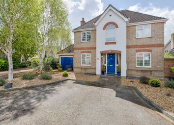 Thumbnail 3 bed detached house for sale in Nursery Walk, Cambridge
