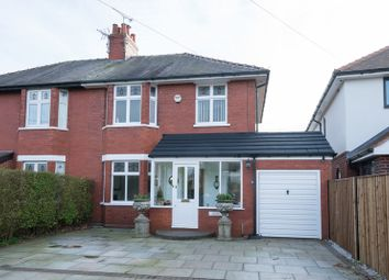 Thumbnail 3 bed semi-detached house for sale in Stockswell Road, Widnes, Cheshire