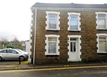 Thumbnail 2 bed terraced house for sale in Dynevor Road, Skewen, Neath