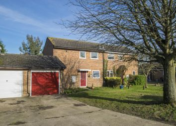 Thumbnail 2 bed semi-detached house to rent in Hagbourne Close, Woodcote, Reading