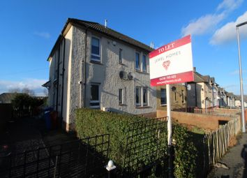 Thumbnail 2 bed flat to rent in Bogside Road, Larkhall, South Lanarkshire