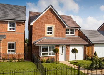 "Thumbnail 3 bed detached house for sale in ""Derwent"" at Ponds Court Business, Genesis Way, Consett"