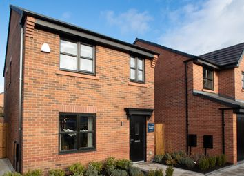 Thumbnail 3 bed semi-detached house for sale in Eccles Old Road, Salford