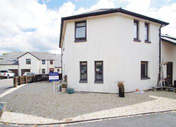 Thumbnail 2 bed flat for sale in Ashton Crescent, Braunton