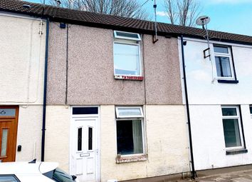 Thumbnail 2 bedroom terraced house for sale in Sion Street, Pontypridd