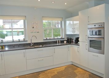 Thumbnail 3 bedroom detached house for sale in Princes Road, Weybridge