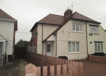 Thumbnail 2 bed property to rent in Harvey Road, Allenton, Derby