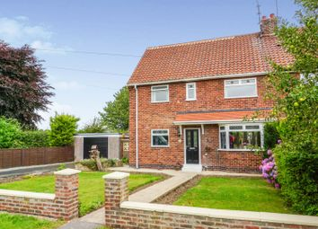 Thumbnail 4 bed semi-detached house for sale in Fordlands Road, York