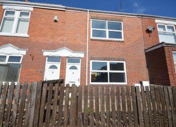 Thumbnail 3 bed terraced house for sale in Castle Terrace, Ashington