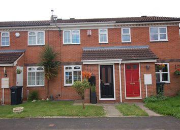 Thumbnail 2 bed terraced house for sale in Ensall Drive, Wordsley, Stourbridge