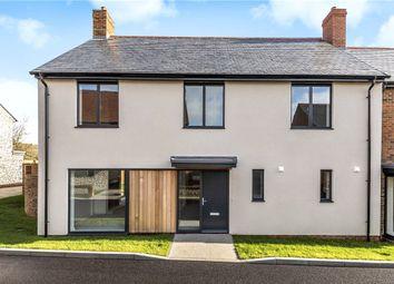 Thumbnail 4 bedroom semi-detached house for sale in Broadridge Views, Sydling St. Nicholas, Dorchester, Dorset