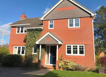 Thumbnail 4 bedroom detached house for sale in Floreat Gardens, Newbury