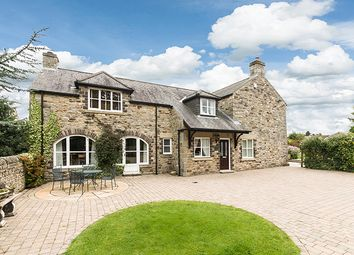 Thumbnail 5 bed country house for sale in Hillfield House, Slaley, Hexham, Northumberland