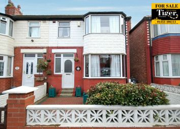Thumbnail 3 bed end terrace house for sale in Collyhurst Avenue, Blackpool