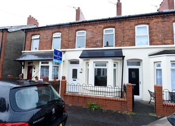 Thumbnail 2 bed terraced house for sale in Belmont Avenue, Belmont, Belfast