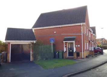 Thumbnail 3 bedroom end terrace house for sale in Kenilworth Crescent, Walsall, West Midlands