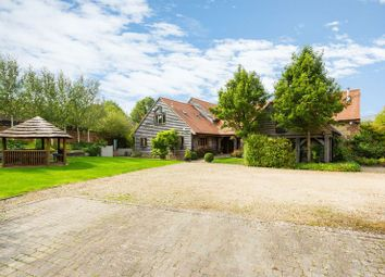 Thumbnail 6 bed barn conversion for sale in Letcombe Regis, Wantage