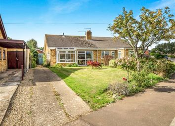 Thumbnail 2 bedroom semi-detached bungalow to rent in Partridge Road, Aylsham, Norwich