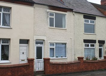 Thumbnail 2 bed terraced house to rent in Leicester Road, Ibstock