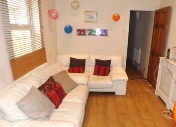 Thumbnail 5 bed terraced house to rent in Baileys Road, Southsea