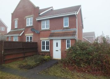 3 bed end terrace house for sale in Willowbrook Walk, Norton, Stoke-On-Trent ST6