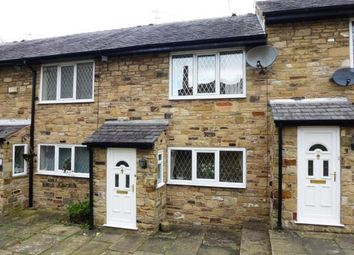 Thumbnail 2 bedroom terraced house for sale in Copley Park Mews, Stalybridge, Greater Manchester