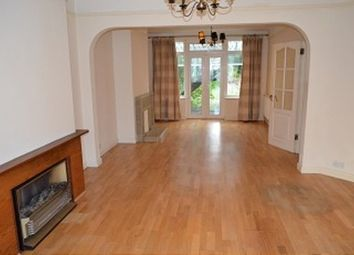 Thumbnail 3 bed property to rent in Ashridge Gardens, London
