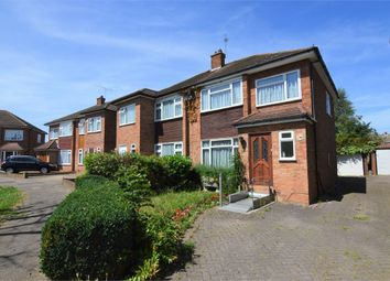 Thumbnail 3 bed semi-detached house for sale in Morland Way, Cheshunt, Hertfordshire