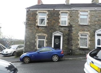 Thumbnail 2 bedroom end terrace house for sale in Pleasant Street, Morriston, Swansea.