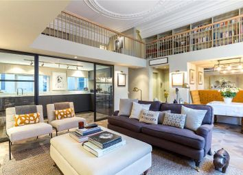 Thumbnail 1 bedroom flat to rent in Lancaster Gate, Bayswater