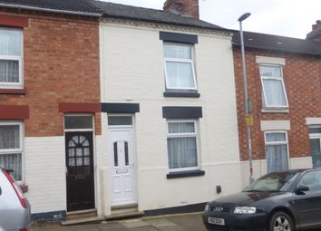 Thumbnail 3 bed terraced house for sale in Salisbury Street, Semilong, Northampton