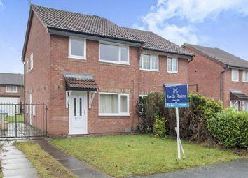 Thumbnail 3 bed semi-detached house to rent in Marsh Way, Penwortham, Preston